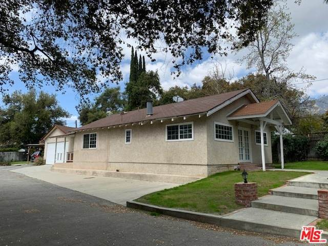 3507 Montrose Ave, Glendale, CA 91214 (#20-567634) :: Randy Plaice and Associates