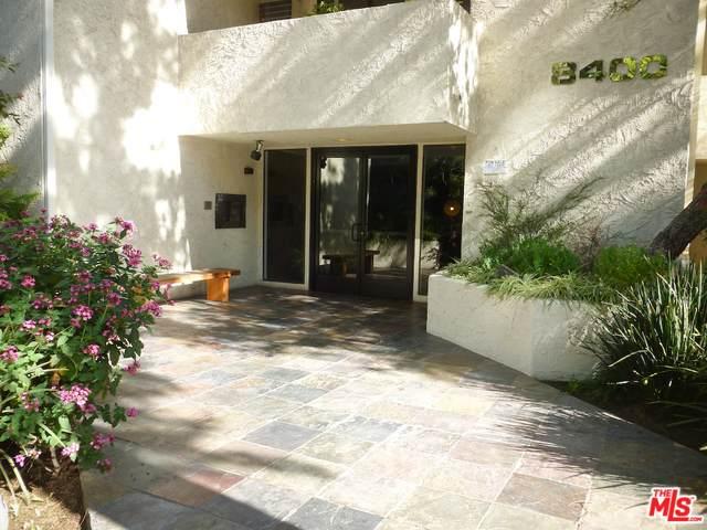 8400 De Longpre Ave #212, West Hollywood, CA 90069 (MLS #20-567994) :: The Sandi Phillips Team