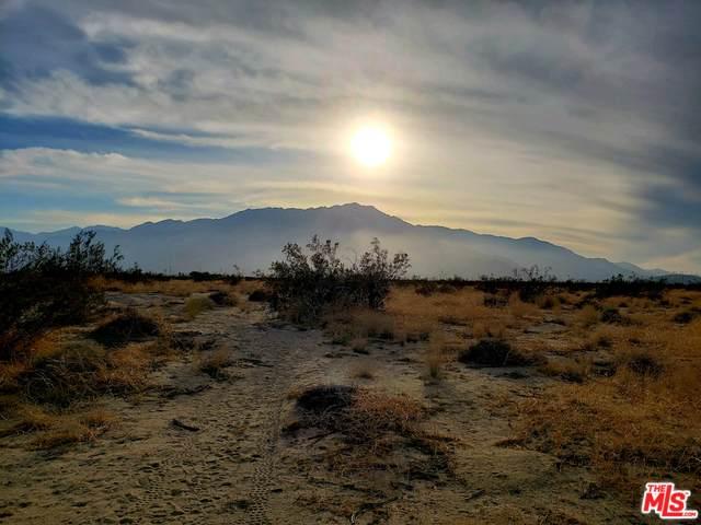 0 Palm Dr, Desert Hot Springs, CA 92240 (#20-568248) :: The Pratt Group