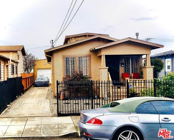 7527 Weld, Oakland, CA 94621 (#20-569928) :: Randy Plaice and Associates