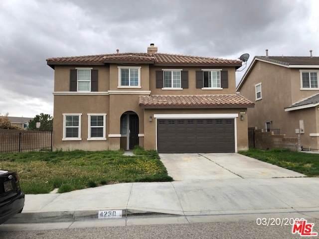 4230 W Avenue J7, Lancaster, CA 93536 (#20-570160) :: TruLine Realty