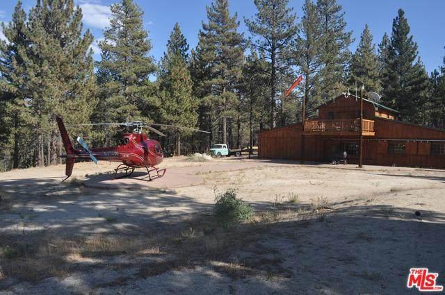 1 Jawbone Canyon Rd, Lake Isabella, CA 93283 (#20-570340) :: Randy Plaice and Associates