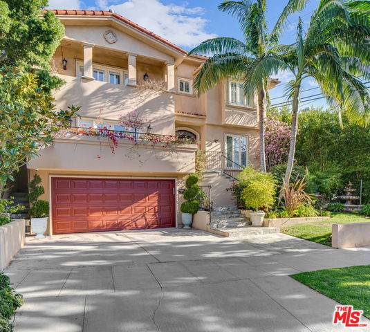 10269 Cheviot Dr, Los Angeles, CA 90064 (#20-571076) :: The Pratt Group
