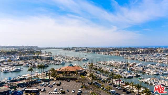 13700 Marina Pointe Dr #931, Marina Del Rey, CA 90292 (#20-571592) :: TruLine Realty