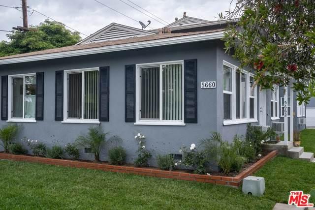 5660 Kester Ave, Van Nuys, CA 91411 (#20-572034) :: The Pratt Group