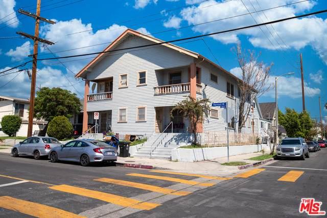 2915 W 12TH St, Los Angeles, CA 90006 (#20-572986) :: The Pratt Group