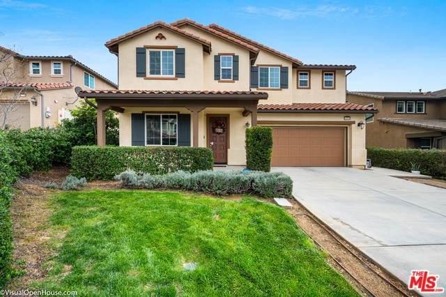 13134 Vista View Cir, Sylmar, CA 91342 (#20-573216) :: Randy Plaice and Associates