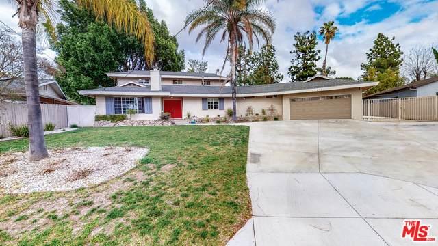 17813 Malden St, Northridge, CA 91325 (#20-573288) :: Randy Plaice and Associates
