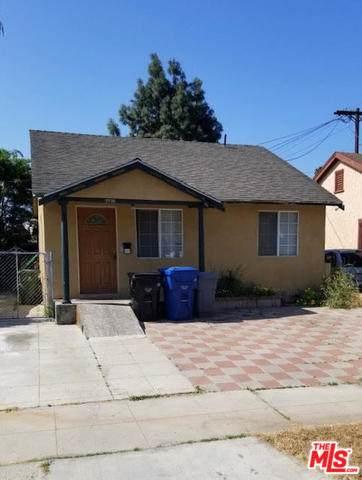 3708 Montclair St, Los Angeles, CA 90018 (#20-574072) :: Randy Plaice and Associates