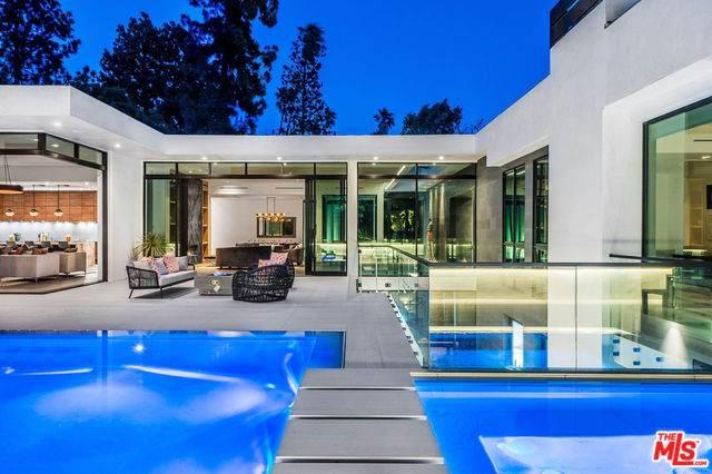 1049 Loma Vista Dr, Beverly Hills, CA 90210 (#20-574340) :: The Pratt Group