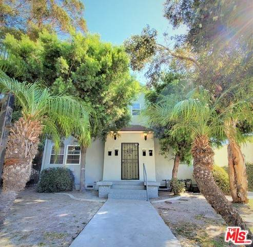 2522 S Dunsmuir Ave, Los Angeles, CA 90016 (#20-575554) :: The Pratt Group