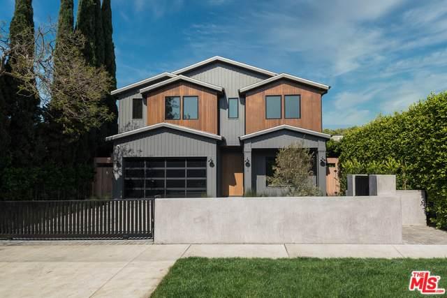 839 N Ogden Dr, Los Angeles, CA 90046 (#20-575702) :: The Suarez Team