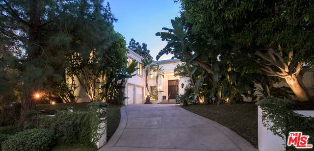 12000 Crest Ct, Beverly Hills, CA 90210 (#20-575792) :: Randy Plaice and Associates