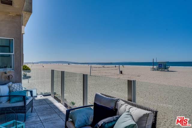 3711 Ocean Front Walk #2, Marina Del Rey, CA 90292 (#20-576170) :: TruLine Realty