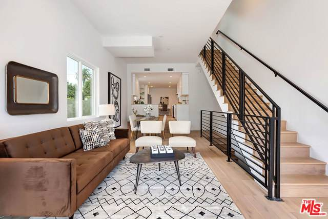 4032 La Salle, Culver City, CA 90232 (#20-576368) :: The Pratt Group