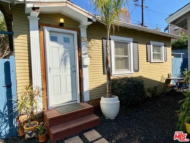 1142-1/2 S Oxford Ave, Los Angeles, CA 90006 (#20-576384) :: The Pratt Group