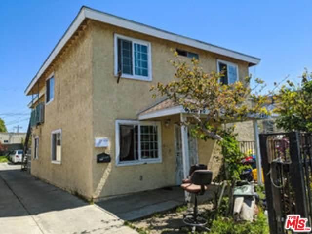 5427 Carlin St, Los Angeles, CA 90016 (#20-576500) :: The Pratt Group
