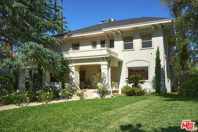 1657 S Victoria Ave, Los Angeles, CA 90019 (#20-576658) :: The Pratt Group