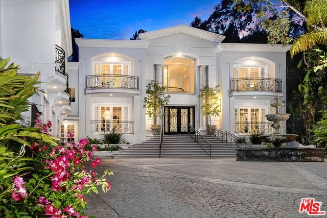 12055 Summit Cir, Beverly Hills, CA 90210 (#20-576702) :: The Pratt Group