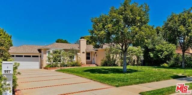 841 Franklin St, Santa Monica, CA 90403 (#20-576786) :: The Suarez Team