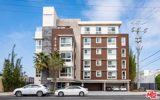 4140 Glencoe Ave #305, Marina Del Rey, CA 90292 (#20-576834) :: TruLine Realty