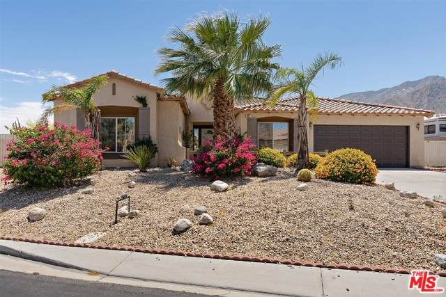821 Summit Dr, Palm Springs, CA 92262 (#20-577154) :: Randy Plaice and Associates