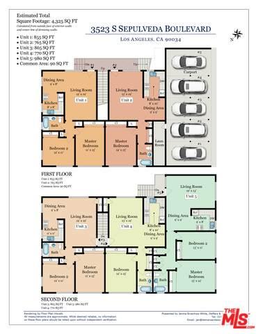 3523 S Sepulveda Blvd, Los Angeles, CA 90034 (#20-577162) :: The Pratt Group