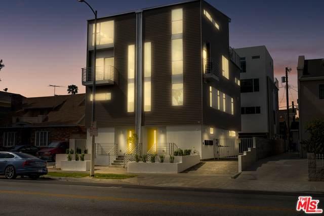 421 S Wilton Pl, Los Angeles, CA 90020 (#20-577492) :: Randy Plaice and Associates