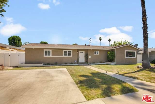7654 Sunnybrae Ave, Winnetka, CA 91306 (#20-577728) :: The Pratt Group