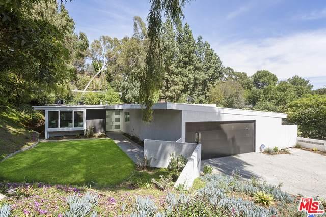 9025 Wonderland Park Ave, Los Angeles, CA 90046 (#20-578016) :: Randy Plaice and Associates