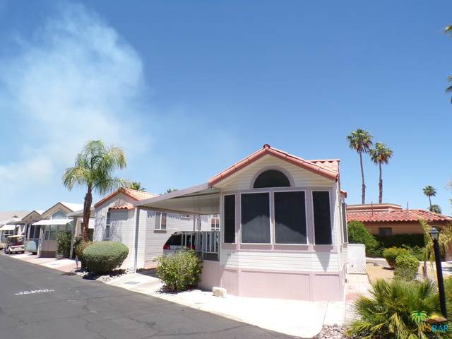 69801 Ramon Rd #111, Cathedral City, CA 92234 (MLS #20-578028) :: The Jelmberg Team