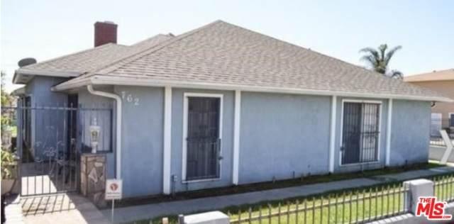 762 W El Segundo, Los Angeles, CA 90247 (#20-578154) :: Randy Plaice and Associates