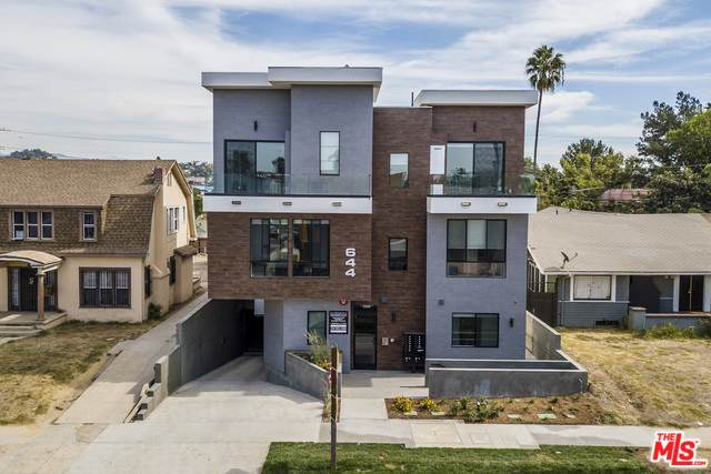 644 N Normandie Ave, Los Angeles, CA 90004 (#20-578224) :: The Pratt Group