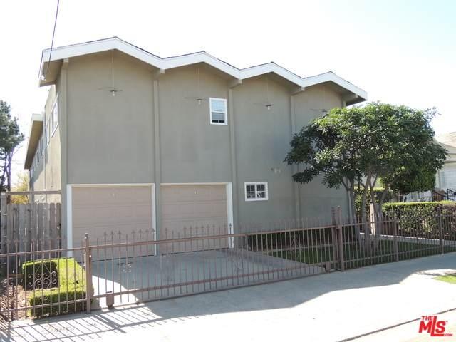 2448 Boulder St, Los Angeles, CA 90033 (#20-578226) :: Randy Plaice and Associates