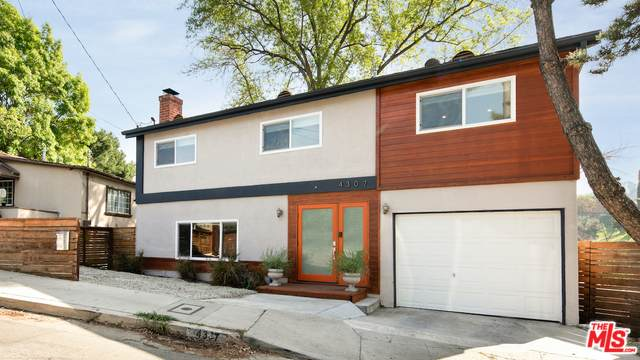 4307 Mont Eagle Pl, Los Angeles, CA 90041 (#20-578488) :: The Pratt Group