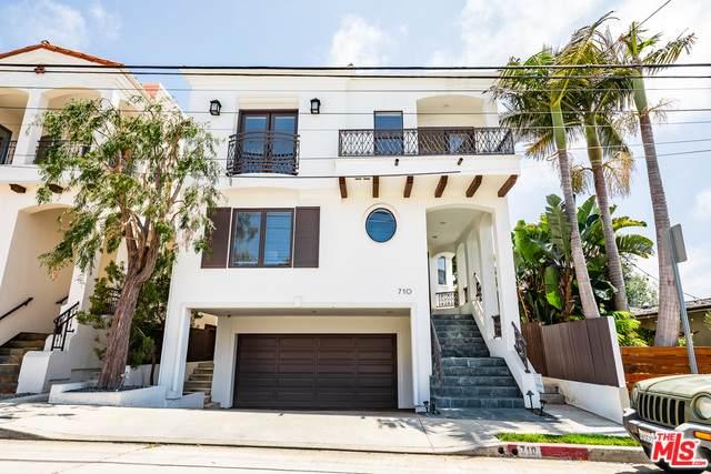 710 8TH Pl, Hermosa Beach, CA 90254 (#20-578834) :: Randy Plaice and Associates