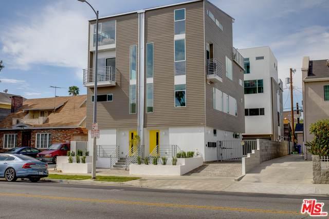 423 S Wilton Pl, Los Angeles, CA 90020 (#20-579010) :: Randy Plaice and Associates