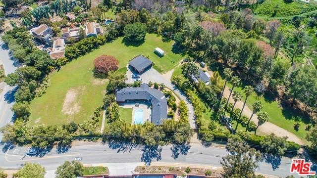 6522 Wildlife Rd, Malibu, CA 90265 (#20-579048) :: Randy Plaice and Associates