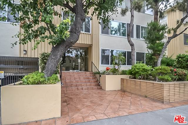 165 N Swall Dr #303, Beverly Hills, CA 90211 (#20-580054) :: Randy Plaice and Associates