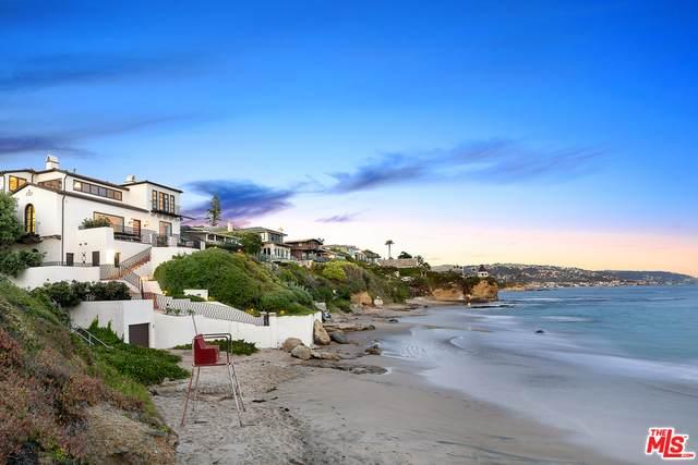 989 Cliff Dr, Laguna Beach, CA 92651 (#20-580112) :: The Suarez Team