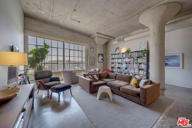 1855 Industrial St #722, Los Angeles, CA 90021 (#20-580226) :: Randy Plaice and Associates
