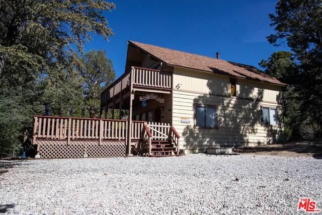 1069 Cedar Mountain Rd, BIG BEAR CITY, CA 92314 (#20-580436) :: Randy Plaice and Associates