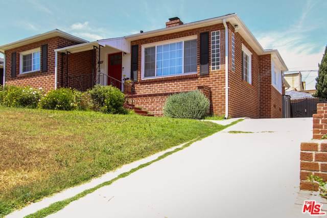 4427 W 59TH Pl, Windsor Hills, CA 90043 (#20-581048) :: The Pratt Group