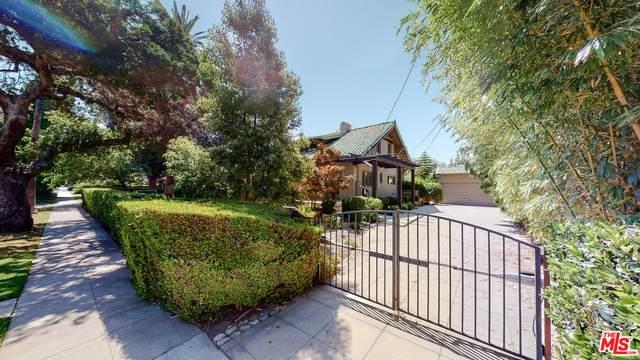 1819 Oak St, South Pasadena, CA 91030 (#20-581060) :: TruLine Realty