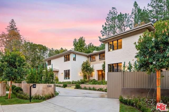 1580 Stone Canyon Rd, Los Angeles, CA 90077 (#20-581492) :: The Pratt Group