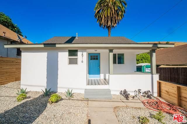 2916 Lincoln Park Ave, Los Angeles, CA 90031 (#20-581578) :: Randy Plaice and Associates