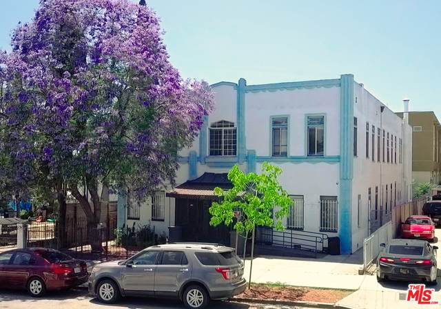 127 S Boyle Ave, Los Angeles, CA 90033 (#20-582162) :: Randy Plaice and Associates