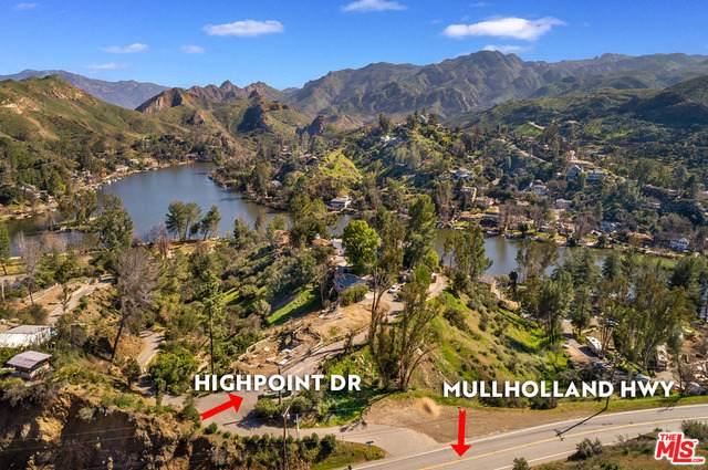 2413 Highpoint Dr, Agoura Hills, CA 91301 (#20-582184) :: The Pratt Group