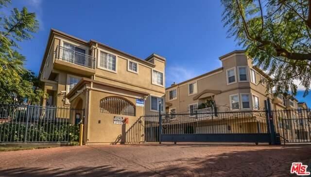 4516 Ramsdell Ave #129, La Crescenta, CA 91214 (#20-582330) :: Randy Plaice and Associates