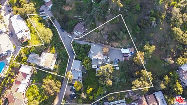 6851 Cahuenga Park Trl, Los Angeles, CA 90068 (#20-582586) :: Randy Plaice and Associates